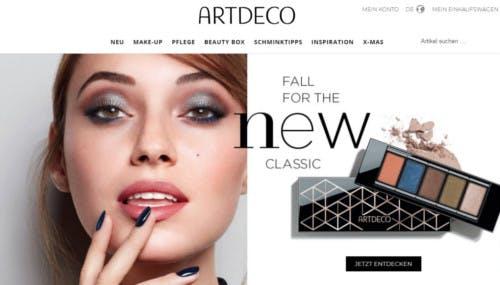 Artdeco-Startseite