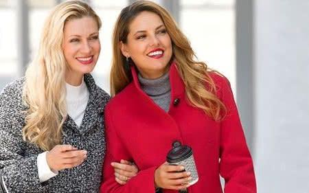 Bei AWG Mode Rabatte auf Jacken und Mäntel sichern