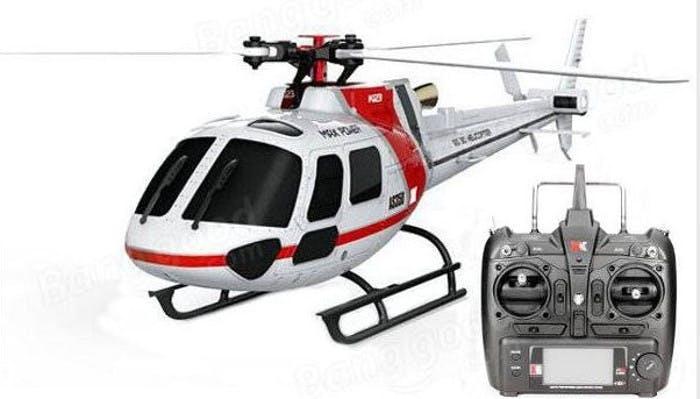 Helikopter mit Fernbedienung günstig shoppen