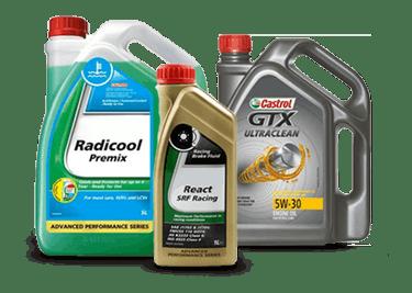 Öl für dein Fahrzeug bei AUTODOC