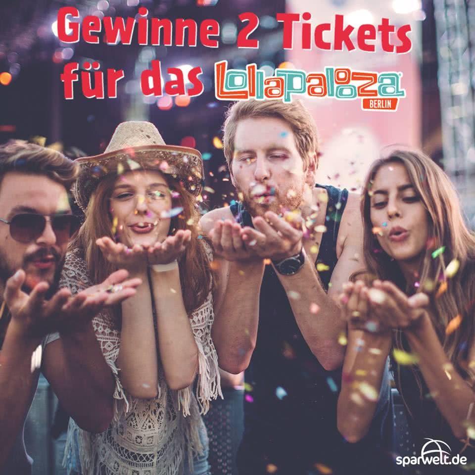 Lollapalooza-Facebook-Gewinnspiel