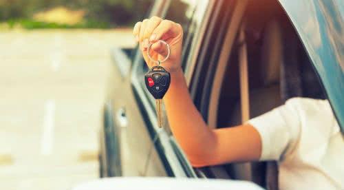 Endlich ein Auto leasen