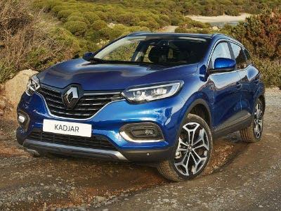 Renault Kadjar Life leasen