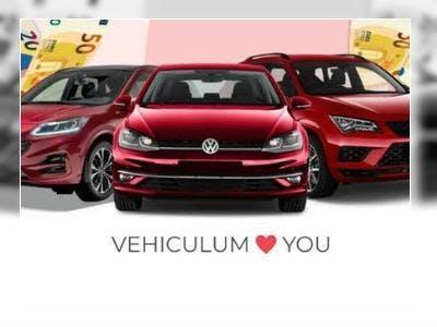 Vehiculum Valentinstag Cashback bis 1.000€