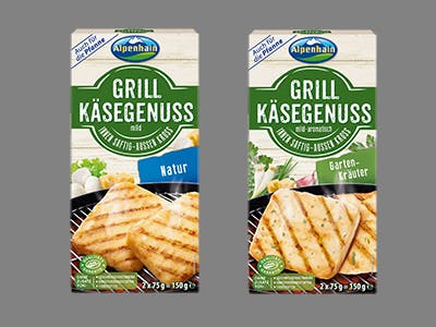ALPENHAIN Grill Käsegenuss gratis testen