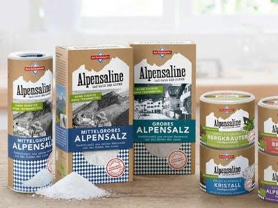 25% Cashback Alpensaline