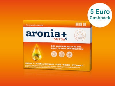 Aronia+ Omega Cashback Apovid