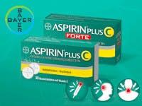 Aspirin Plus C Plus C Forte 1 Euro Cashback