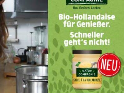 Bio Sauce Hollandaise gratis testen