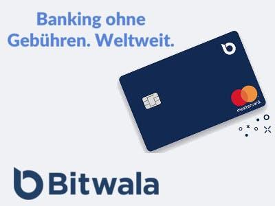 bitwala 15 Euro geschenkt