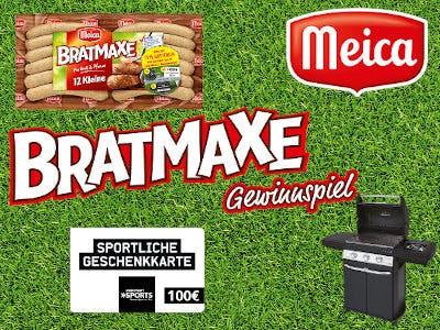Bratmaxe Meica Gewinnspiel