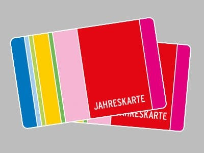 Ernsting's family Jahreskarte
