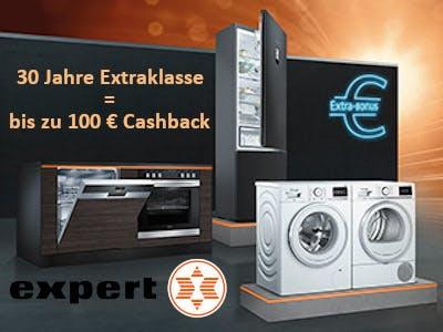 100 Euro Extra Bonus Cashback