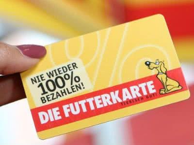 FUTTERHAUS Futterkarte