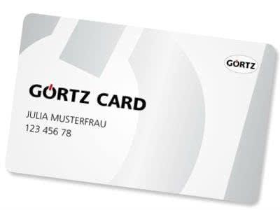 GÖRTZ CARD