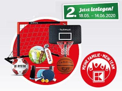 Kaufland Mein Team Gewinnspiel