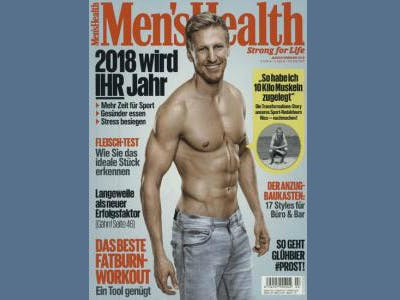 Men's Health E Paper kostenlos