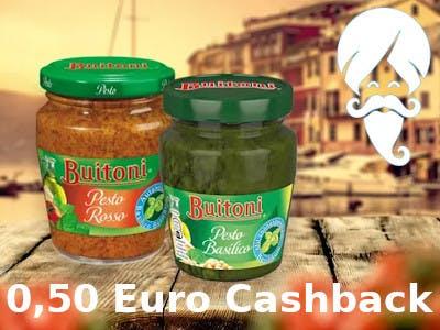 Marktguru Buitoni Cashback