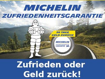 Michelin Reifen Geld zurück Garantie