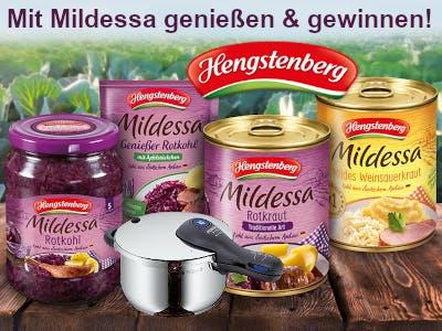 Hengstenberg Mildessa Gewinnspiel