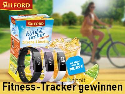 Milford kaufen Fitness-Tracker gewinnen