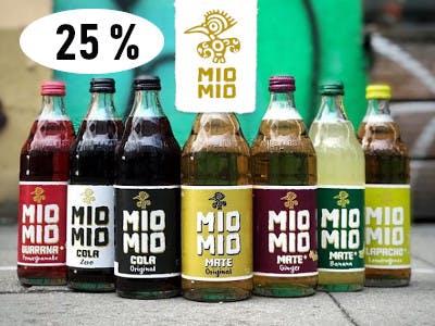 Mio Mio 25 % Cashback