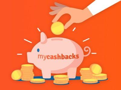 mycashbacks Geld zurück beim Online Einkauf