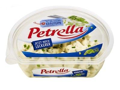 Geld-zurück-Aktion Petrella