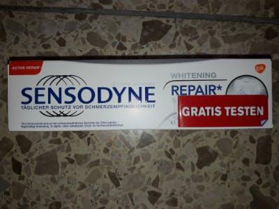 Gratis-testen-Aktion von Sensodyne