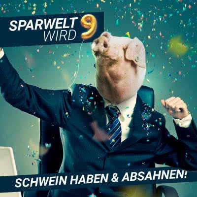 SPARWELT Geburtstag Gewinnspiel