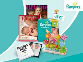 Gratis Babypartikel Pampers