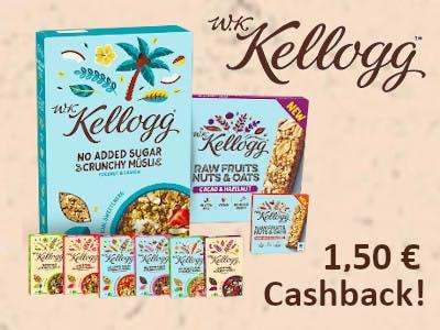 W.K. Kellogg Cashback