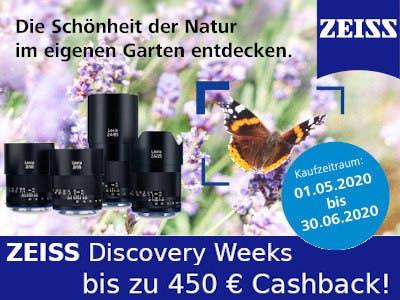 Zeiss Discovery Weeks Objektive