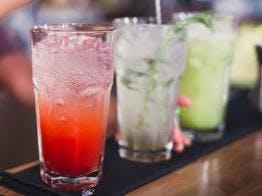 Alkoholfreie Coktails