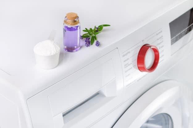Waschpulver löst Verschmutzungen besser