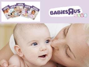 Gratis Babypaket ToysRus