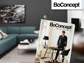 Gratis BoConcept Katalog
