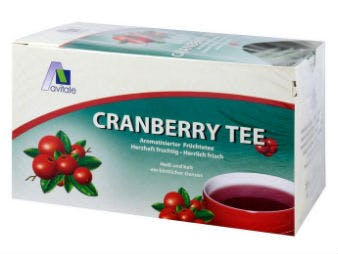 Cranberry Tee