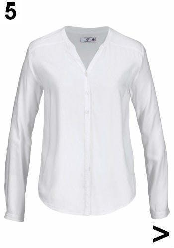 Weiße Bluse von OTTO