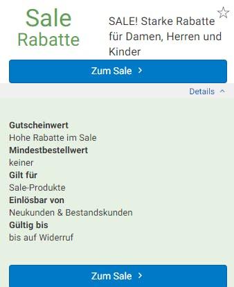 Jetzt sparen im Peek & Cloppenburg-Sale