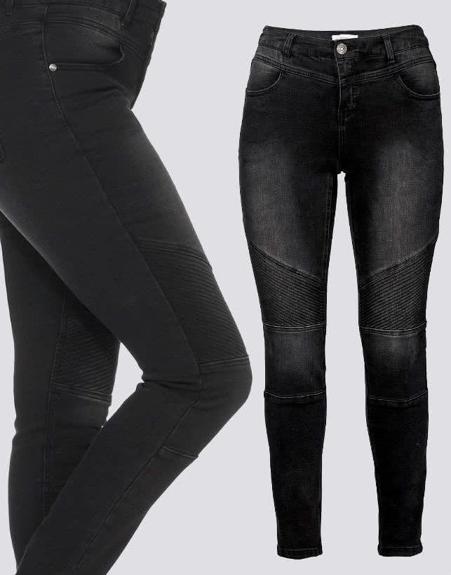 Biker-Jeans von Sheego