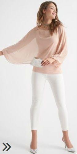 Zweilagige Bluse von Orsay