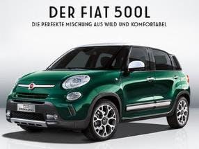 Fiat 500L Probefahrt