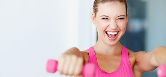 Fitness & Muskelaufbau