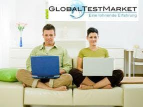 Bezahlte Umfragen Global TestMarket