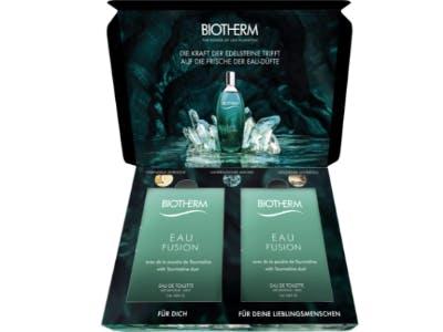 Gewinnt ein Probierset von Biotherm