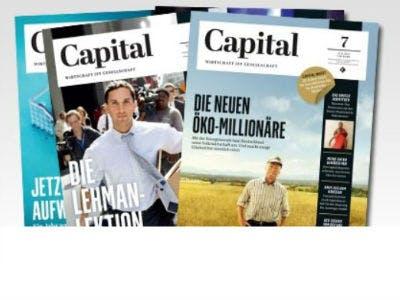 Capital Zeitschrift