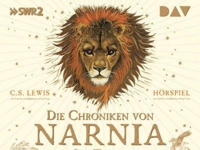 """Cover zum Hörspiel von """"Das Wunder von Narnia"""""""