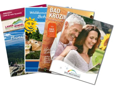 Gratis Kataloge von HeimatUrlaub