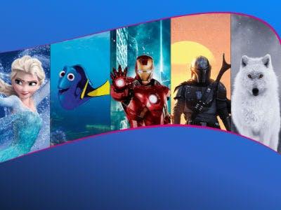 Viele Disney Filme gratis gucken als Telekom-Magenta Kunde